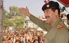 Saddam Hussein Launches War Against Iran Over Oil Right...