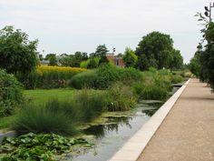 Visiter Lyon - Découverte de la ville des lumières: Le parc de Gerland