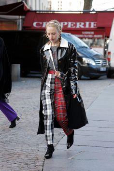 Streetfashion Paris Menswear FW2018, Day 01