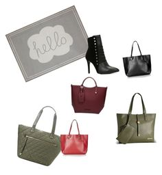 """""""Fall Totes"""" by fredericaehimen ❤ liked on Polyvore featuring Circo, Olivia + Joy, Avenue, Topshop and ALDO"""