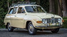 1969 Saab 95 Station Wagon