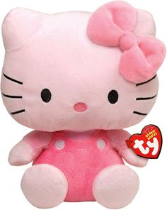 TY Hello Kitty Baby Pink Beanie Hello Kitty Baby 078f0a98908d