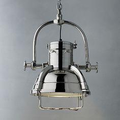 Buy Libra Vintage Spotlight from our Ceiling Lighting range at John Lewis & Partners. Lamp Design, Lighting Design, Lighting Ideas, Cool Lamps, Dining Room Lighting, Kitchen Lighting, Model Homes, Retail Design, Interior Design Inspiration