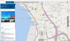 Windows Map App Improved, Comes With Multiple Search