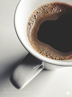 Coffee by akirbs IFTTT food and drink Morning Mug beverage black breakfast bubbles coffee coffee cup cup dine Coffee Shot, Real Coffee, But First Coffee, Coffee Cafe, Black Coffee, Coffee Break, Coffee Drinks, Morning Coffee, Coffee To Go