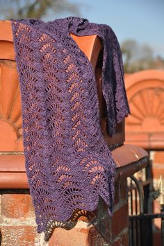 Ravelry: Lacy Feather and Fan Pattern by A. Westbrook
