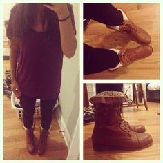New boots! #fall #fashion