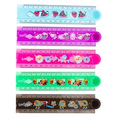 Image for Yums Fold Up Ruler from Smiggle UK