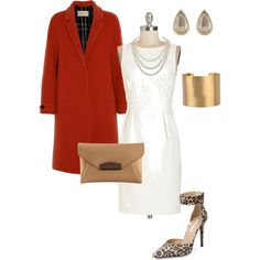 """""""Christmas Eve Dinner"""" by sonyastyle on Polyvore"""