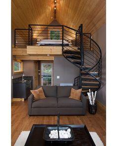 Studio Addition by Charles Johnson Design  #charlesjohnsondesign #livingroom #interior #interiors #interiordesign #architecture #design