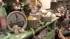 Come see the spring and Easter gifts for your home or the home of a friend or loved ones...