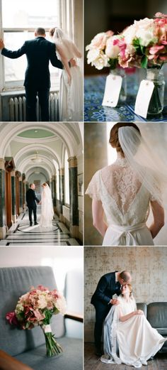 Classic London Wedding from Aneta MAK Photography