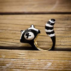 Mr. Raccon ring