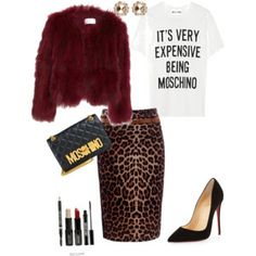 Its Very Expensive Being Moschino
