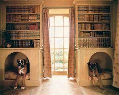 dog-crate-bookshelves.jpg (500×402)