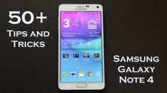 50+ Tips and Tricks for Samsung Galaxy Note 4 #Technology