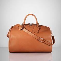3d18050db5 Ralph Lauren Purple Label Mens Leather Cooper Bag This handsome