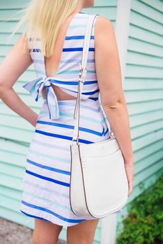 summer stripes with @merrittbeck.