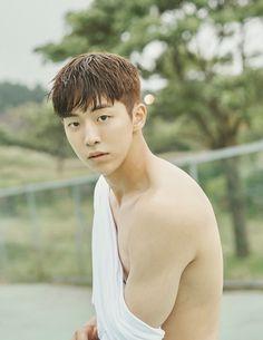 Nam Joo Hyuk for YG Stage 'The Summer'