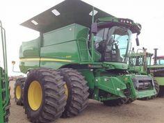 Midwest Machinery Co. - John Deere S690