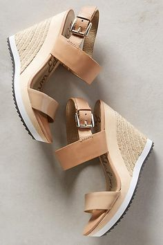 Sam Edelman Korinne Wedges - anthropologie.com