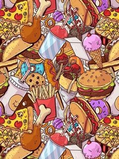 Image via We Heart It https://weheartit.com/entry/168330744 #background #burger #cute #food #like #nice #wallpaper #wallpapers #yum #yummy #backgrounds #delivious