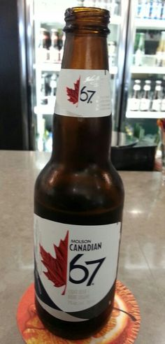 Molson Canadian 67.