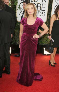 Golden Globes 2014; (BAD) Jessica Lange