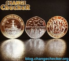 The Great 2015 Coin Search... #ChangeChecker #2015