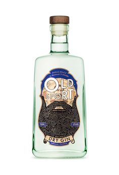 Old Sport Gin on Packaging of the World - Creative Package Design Gallery