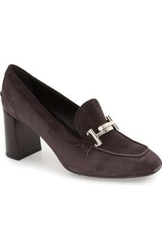 9b0aeb697 TOD S  Double T  Loafer Pump (Women).  tods  shoes  flats