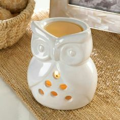 Hey, check out what I'm selling with Sello: CHARMING OWL OIL WARMER http://anmshomedecor.sello.com/shares/e4rnw