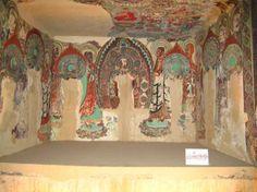 The Silk Road Tours http://www.thesilkroadchina.com/attraction-v236-bezeklik-thousand-buddha-caves.html
