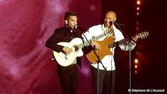Kendji Girac à la Fête de la Musique, du Soleil et des Tubes sur la Place de la Comédie à Montpellier le Samedi 21 juin 2014 en direct sur France 2