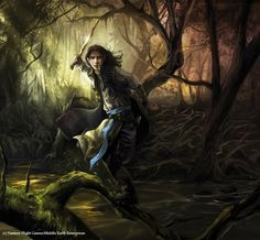 Mirwood runner