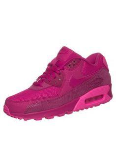 Pedir Nike Sportswear AIR MAX 90 PREMIUM - Zapatillas - fireberry/pink pow por 139,95 € (26/02/15) en Zalando.es, con gastos de envío gratuitos.