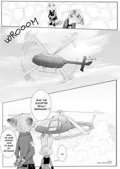 Zootopia comics - Black Jack 3