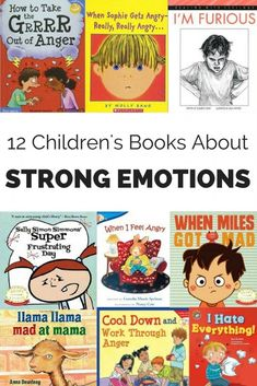12 Children's Books About How to Handle Strong Emotions is part of Emotional child - Strong emotions such as anger and frustration can be difficult for kids to understand and manage These children's books can help Social Emotional Development, Toddler Development, Social Emotional Learning, Social Skills, Social Work, Best Children Books, Toddler Books, Childrens Books, Toddler Play