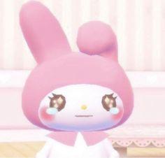[:𖤐 Hello Kitty Icons, Aesthetic , core aeshthetic𖤐:]̲ Melody Hello Kitty, My Melody, Princess Melody, Art Hama, Cute Love Memes, Sanrio Characters, Cartoon Icons, Cute Icons, Mood Pics
