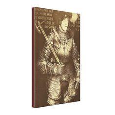 German Knight Brandenburg-Prussia 1520