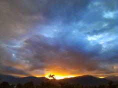 Sunset in Cairns,Queensland Australia