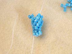 Twisted Tubular Herringbone~ Seed Bead Tutorials