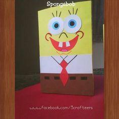Spongebob favor