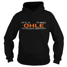Cool It's an OHLE thing, you wouldn't understand Cool T-Shirts
