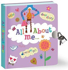 All About Me Lock Top Gifts For Boys, Cool Journals, Toys For Girls, Girl Toys, Tween Girls, Best Kids Toys, Cool Writing, Educational Toys For Kids, 9 Year Olds