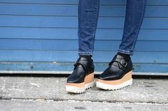 NY Fashion Week 2015 Shoe Pictures