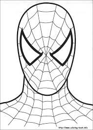 43 Wonderful Spiderman Coloring Pages Your Toddler Will Love ...