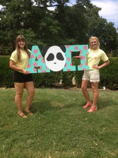 Alpha Omicron Pi! # 7 in Best Sorority: College Rankings From NEWSWEEK!