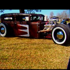 My dream car 32 ford sedan rat rod I would almost sell my soul for this car