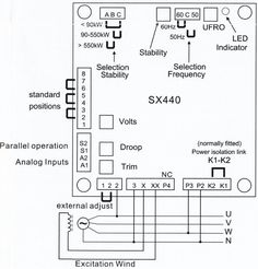 571b265d64455c007d93cc7aabd24744 Sx Avr Wiring Diagram on gb10 generator, stamford generator reconnection, for generator circuit, development board circuit,